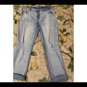 """Old navy jeans """"power jeans """""""